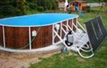 Строительство сборного бассейна
