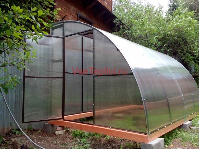 поликарбонат для теплицы размеры и цены
